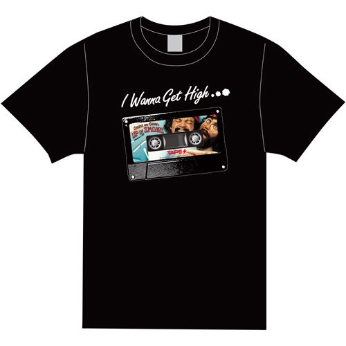 CHEECH&CHONG'S TAPES UP IN SMOKE ver.Tシャツ Mサイズ
