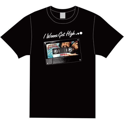 CHEECH&CHONG'S TAPES UP IN SMOKE ver.Tシャツ XLサイズ