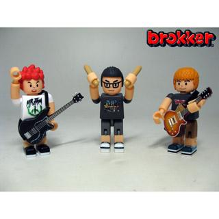 brokker / Hi-STANDARD フィギュア (DAY2ver.)