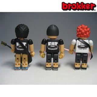 brokker / Hi-STANDARD フィギュア (FAT WRECKver.)