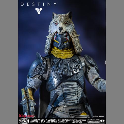 Destiny  / ブラックスミスシェーダー アイアンバナー