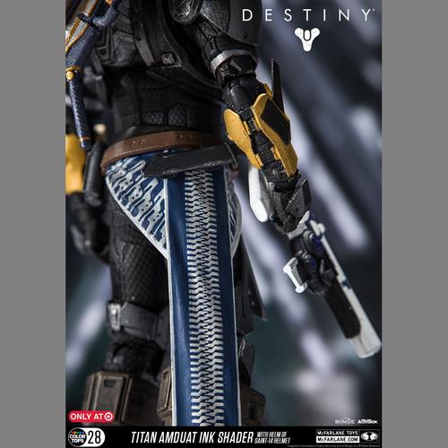 Destiny/  アムドゥアト・インク・シェーダー ボールト