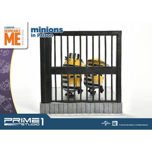 ミニオンズ / 牢屋のミニオン スタチュー