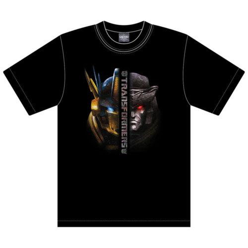 トランスフォーマー/ Tシャツ VSヘッド (XXL)