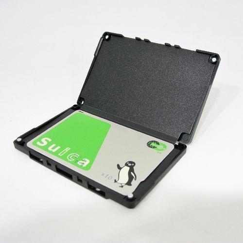 TAPES カード ホルダー / BLACK ver.