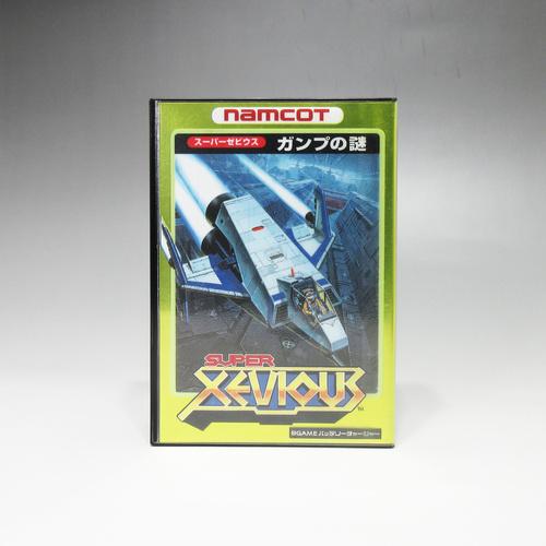 BGAMEナムコクラシックシリーズ10 / スーパー ゼビウス
