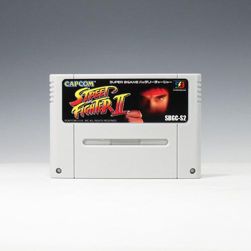 SUPER BGAME / STREET FIGHTER II (SBGC-S2)  - ウインドウを閉じる