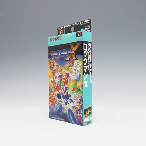 SUPER BGAME/CAPCOM CLASSICS ロックマンX