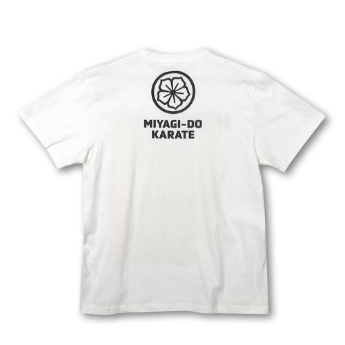 『コブラ会』ミヤギ道カラテロゴ Tシャツ / S