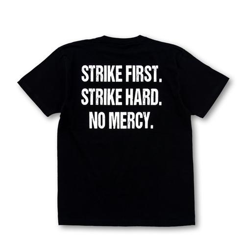 『コブラ会』サークルスネークロゴ Tシャツ(白ロゴ) / XL