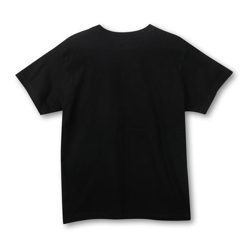 『コブラ会』 スネークロゴ & フィロソフィーTシャツ / S