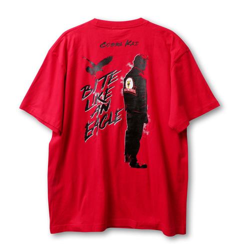 『コブラ会』 イーグルファングカラテ / BITE LIKE AN EAGLE Tシャツ
