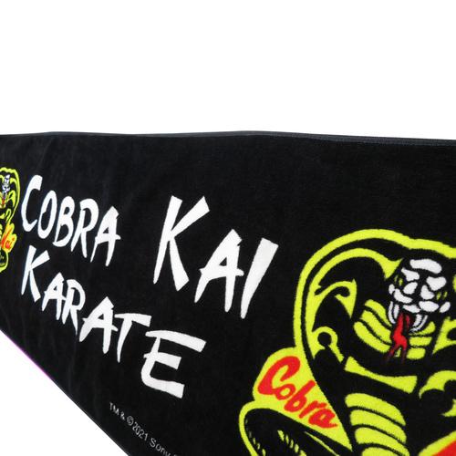 『コブラ会』コブラ会スポーツタオル