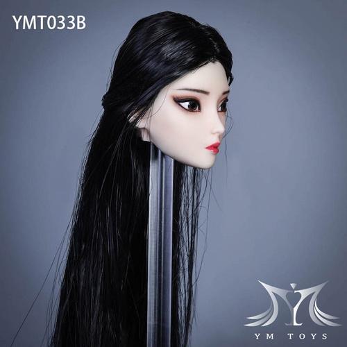 【YMT-033B】1/6 女性ヘッド