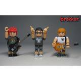 brokker / Hi-STANDARD フィギュア (DAY1ver.)一般販売分