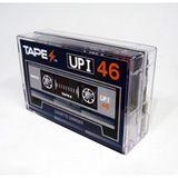 TAPES / BLUE (ダブルケース)カセットテープ型バッテリーチャージャー